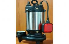 2 HP 15 to 50 m Submersible Sewage Pump