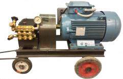 25 Hp 5000 Psi Taruu Hydraulic Test Pump (Extra Heavy Duty)