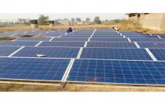 250 W Poly Crystalline Solar Panels, Operating Voltage: 24 V