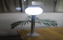 3-5 W Stainless Steel Solar LED Garden Light, IP Rating: 66