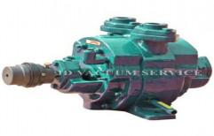 3 HP Watering Vacuum Pump for Industrial, Motor Speed: 2850 RPM