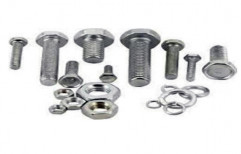 304 Stainless Steel Fasteners, Size: 8x100 Mm