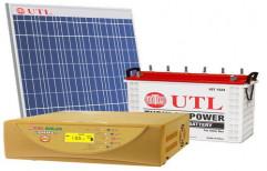 40 W To 320 W Polycrystaline Utl Solar Panel