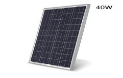40 Watt Microtek Solar Panel