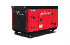5 KVA Mahindra Powerol Silent Diesel Generator