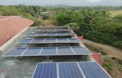 5 Kw Rooftop Solar Power Plant