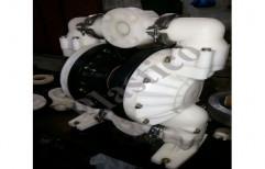 6-48 Mtr Air Operated Diaphragm Pump, Capacity: 10-55 m3/hr