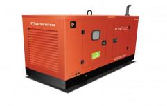 82.5 KVA Mahindra Powerol Diesel Generator, 380-440 V