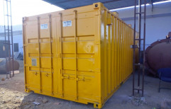 9 Hp ISPM 15 - Wooden Pellets Heat Treatment Plant