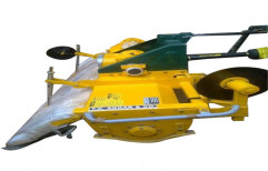Aggarco Mild Steel Agricultural Rotavator, Model: NSE-RT 200