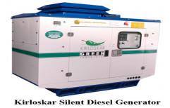Air Cooling Kirloskar 5 Kva Silent Diesel Generator