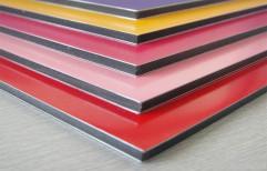 Aluminium Composite Panels, Thickness: 6 To 12 Mm