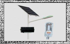 Aluminum Housing 18 W Solar LED Street Lighting System