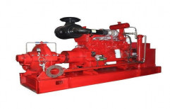 Automatic 348 PSI Fire Fighting Pumps