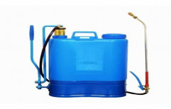 Battery sprayer Pump, For Office Sanitization, Capacity Of Storage Tank: 16litre