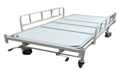 Bharath Engineering White Hospital Bed