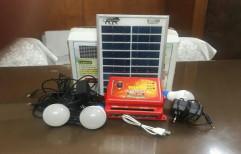 BIBO LED Solar Home Lighting System, 8 Watt