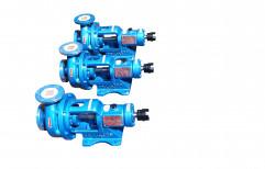 Blue Chemical Transfer Pumps