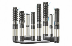 Borewell Submersible Pump, Capacity: 6 to 420 LPM