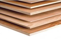 Brown Waterproof Plywood, 10 And 12 Mm