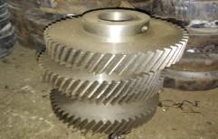 Cast Iron CI Helical Gear