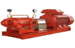 Cast Iron Fire Fighting Pump, Speed: 1450-2900 RPM