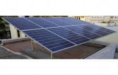 Commercial Poly Crystalline Solar Panel