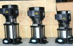 CRI MVC 2/18 Vertical High Pressure Multistage Pump, For Industrial, Electric