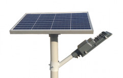 Crystal Aluminium Integrated Solar Street Lights