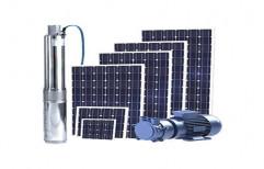 DC Solar Pump, For Agriculture, 220 V AC