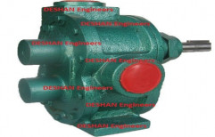 DESHAN 15-20 m Emulsion Bitumen Pump, 50 to 300 LPH, 3 HP