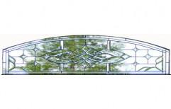 Designer Arched Window Glass