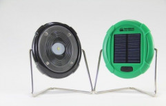 Devidayal LED Solar Table Lamp