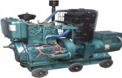Double Cylinder Diesel Engine Generator