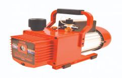 Double Stage Single Uniweld HVP8 Vacuum Pump, For Industrial