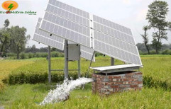 Eco Mitra Agriculture Solar Water Pump, 5hp
