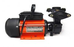 Electric CRI Water Pump Dora 100 1.0 HP Copper Winded Orange 28x19x22 cm