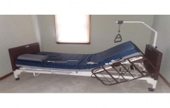 Electric Hospital Bed, Stainless Steel