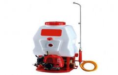 Electrical Power Sprayer 4 Stroke Agricultural Power Sprayer, Capacity: 20 liters