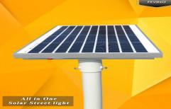 FEVINO LED Hybrid Solar Street Light, For Outdoor