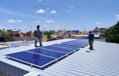 Grid Tie 3Kw Solar Ongrid Power Plant, For Residential