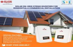 Grid Tie Polycab Solar Inverter