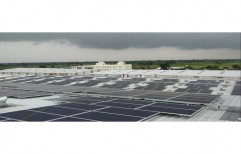 Grid-Tied Solar Power System, Capacity: 5KW-500KW