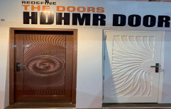 HDHMR Plan Wood Door