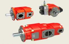 HYDROFIT Hydraulic Gear Pumps, AC Powered
