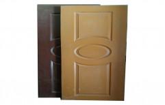 Interior Brown Fiber Door, For Home