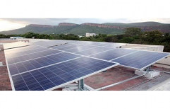 Inverter-PCU Hybrid Solar Home Systems, For Industrial, Capacity: 10 Kw