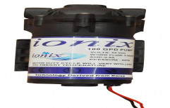 Ionix 100 GPD Booster Motor/Booster Pump For Automatic Sanitizer Dispenser