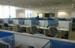 Jap Enterprises Wood Office Workstation