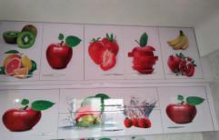 Kaka PVC Kitchen Furniture